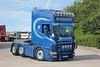 TV018091-Manchester. (day 192) Tags: manchester manchestercityfootballclub mcfc etihadstadium greatnorthwesttruckshow truckshow transportrally transportshow truck lorries lorry wagon scania r580 scaniar580 haugheyhaulage pa04vwf