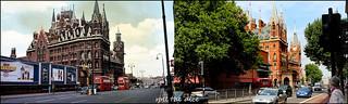 St Pancras Station`1971-2017