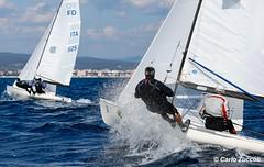 Flying Dutchman Worlds 2017 - Courtesy of Carlo Zuccoli - Day 3 (Classe Italiana Flying Dutchman) Tags: fd flying dutchman flyingdutchman italy marina di scarlino world worlds championship 2017