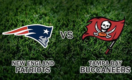 New England Patriots vs Tampa Bay Buccaneers Live Stream Free