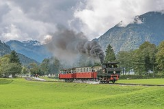 Achenseebahn Take 2 (DWH284) Tags: achensee achenseebahn seespitze pertisau tirol austria narrowgauge cograilway alps