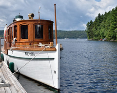 Bigwin (Rackelh) Tags: water boat history lake muskoka ontario canada travel