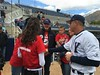 2017_T4T_BYU Baseball Game 5 (TAPSOrg) Tags: taps tragedyassistanceprogramsforsurvivors teams4taps provo utah baseball byu brighamyounguniversity college 2017 military outdoor horizontal event candid field group player handshake