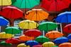 Colorful umbrella (highflyer1964) Tags: bunt regenschirme sonyilce stillleben sonyilce7m2 kulturbahnhof sonyalpha7m2 schirme ilce7m2 fe55mmf18za farben kassel