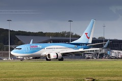 LIL - Boeing 737-7K5 (OO-JOS) JetairFly (Aéro'Passion) Tags: aéropassion airport aircraft airlines aéroport atterrissage aviation avions reverse repousse 6d canon natw jetairfly aurora named landing photography photos passage piste26 737 7377k5 b737 b7377k5 stratos lille lesquin lfqq lil lillelesquin msn35282