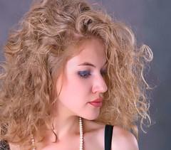 Albina Belova. Portrait (albinabelova) Tags: milan moda photography photographers fotografo models альбинабелова hairstyle blondes newface face fashion art love parisian paris passion frenchstyle style beautifulgirl beauty model albinabelova photo retro portrait