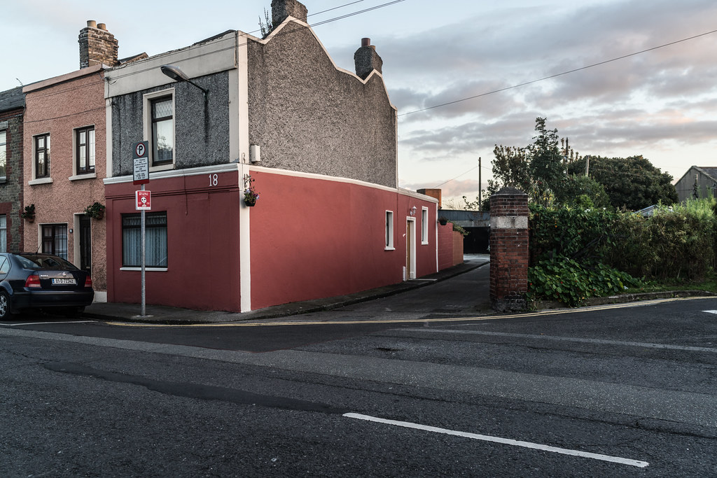 MONCK PLACE IN DUBLIN 7 [PHIBSBORO AREA OF DUBLIN]-133110