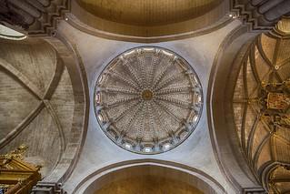 Cupula de la Catedral de Zamora