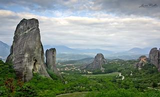 Kalambaka (Grecia)