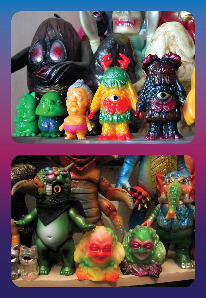 Sofubi: The World's Newest Photos Of Japanese And Monster