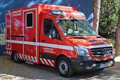 Bomberos Gondomar (emergenciases) Tags: mercedes emergencias gondomar portugal ambulancia bomberos voluntarios sva soportevitalavanzado