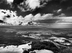The Illawarra (Kaptain Kobold) Tags: kaptainkobold illawarra landscape blackandwhite bw clouds sky scenery nsw australia wollongong kiama