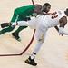 LeBron James vs  Kyrie Irving