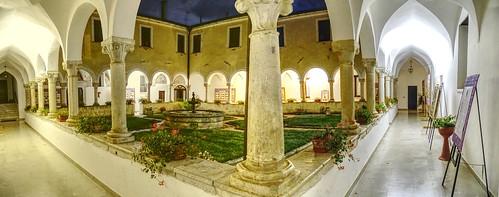 Chiostro Convento di San Francesco