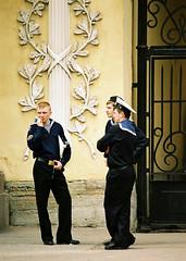 2004 13 16a Rusland St Petersburg (porochelt) Tags: sintpetersburg rusland санктпетербург sanktpetersburg saintpétersbourg sanpetersburgo saintpetersburg russia росси́я rusia russland russie uniform