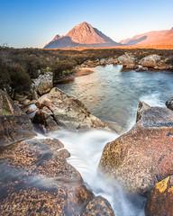 The Cauldron Falls (Paul S Ewing) Tags: glencoe scotland uk cauldron waterfall river etive buachaille stunning landscape