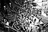 Dazzling Dazzling Dazzling (Victor Borst) Tags: street streetphotography streetlife reallife real realpeople asia asian asians faces face fuji fujifilm mono monotone monochrome mankind japan japanese tokyo travel travelling traffic trip urban urbanroots urbanjungle harajuka blackandwhite bw town city cityscape citylife reflection mirror mirrors