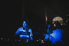 Charlotte de Witte (Caroline Lessire) Tags: charlotte de witte boiler room techno electronic music party live photography people happy crowd vibes dj producer brussels boilerroom life night caroline lessire canon sigma molenbeek bruxelles