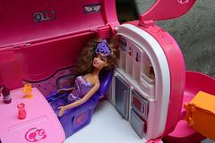 Just Relax! (BKHagar *Kim*) Tags: bkhagar barbie princess airplane plane toy find sale