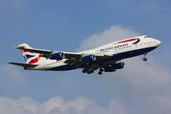B747 G-BYGA London Heathrow 26.09.17 (jonf45 - 5 million views -Thank you) Tags: british airways boeing 747436 ba baw b747 747 egll lhr airliner civil aircraft jet plane jumbo aviation london heathrow airport september 2017 gbyga