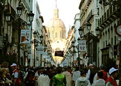 Calle Alfonso (portalealba) Tags: zaragoza aragon españa spain portalealba canon eos1300d