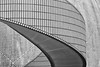 Curve (laga2001) Tags: curve geometry pattern structure rectangles square architecture monochrome black white bw bnw lines city urban staircase building house horizontal vertical texture