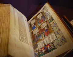 Paris (mademoisellelapiquante) Tags: museedecluny medieval medievalart middleages arthistory artmuseum paris france book