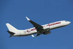 Caribbean Airlines 9Y-JMF (shumi2008) Tags: caribbeanairlines caribbeanairlines738 boeing boeing737 b738 b737800 toronto pearsonairport yyz
