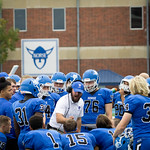 "<b>Football Game</b><br/> Homecoming Football game vs. Nebraska Wesleyan. October 7, 2017. Photo by Madie Miller.<a href=""//farm5.static.flickr.com/4474/37484509290_cf24794098_o.jpg"" title=""High res"">∝</a>"
