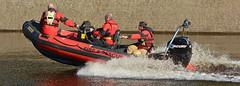 Making Waves (Feversham Media) Tags: riverouse york northyorkshire workingboats fireandrescue valeofyork yorkshire