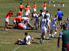 Illinois Rugby vs Michigan State (army.arch) Tags: urbana illinois il champaign universityofillinois rugby michiganstate