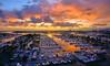 Marina del Rey, California (szeke) Tags: sailboat clouds ocean pacific sun sunset california losangeles marinadelrey unitedstates