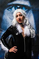 ComicCon2017-10(NYC) (bigbuddy1988) Tags: people portrait photography nikon d610 art new digital manhattan newyork woman costume white hair city usa comiccon2017 comicconnyc2017 comiccon