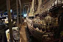 Vasa Museum  Stockholm (Across & Down) Tags: vasa ship tragedy stockholm 1628 museum warship sweden