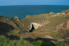 flamborough head point 3 (liamsimpson) Tags: flamborough yorkshire cliffs cave