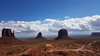 Monument Valley (Udo S) Tags: monument valley usa sky clouds nationalpark landscape farben colors utah western moivies sergio leone john wayne