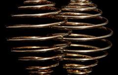 La vita è una spirale infinita di emozioni ... Life is an endless spiral of emotions .... Explored 23/10/17 (Marco_964) Tags: macro closeup macromondays spirals spiral nero black acciaio iron double doppio infinito endless infinita life vita universo universe doublespiral daulità duality pentax k50 pentaxk50 doppiaspirale