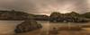 Playa de las Cuevas. (Amparo Hervella) Tags: playadelascuevas asturias españa spain panorámica nube naturaleza playa largaexposición d7000 nikon nikond7000 comunidadespañola