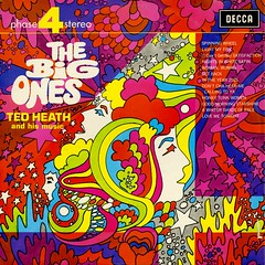 The Big Ones (grooveisintheart) Tags: lp record vinyl groovy mod graphicdesign vintage albumcover peter max 1970 psychedelic