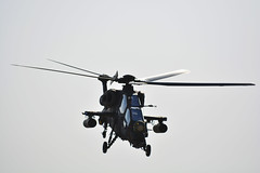 attack helicopter (Kirlikedi) Tags: attack helicopter fly black arm war weapon türk turkey turkiye