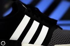 "walking partner :-)  #explored #inexplore (NadzNidzPhotography) Tags: ""adidasshoes"" adidas shoes brand shallowdepthoffield dof white black lines nadznidzphotography smileonsaturday linesandstripes 3stripes walking sports healthy lifestyle"