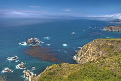 Adorable View of Coastline in Big Sur,California, United States. (DmitryMorgan) Tags: landscape usa america american bay bigsur blooming blossom blue california cliff clouds colorful cove grass highway highway1 historical mountain natural nature ocean outdoor pacific pacifica park rocks rockymountains scenery scenic sea seascape secluded shore shoreline summer tourism travellocations travelling turquoise unitedstates us vibrant view water waves wild