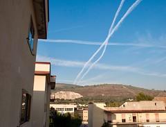 (AleColamonici) Tags: lookup nature nikon afternoon sky sun