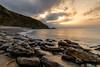 Meñakoz (jdelrivero) Tags: provincia mar geologia material meñakoz elementos rocas costa playa olas roca atardecer bizkaia rocks geology beach elements puestadesol rock sea sunset