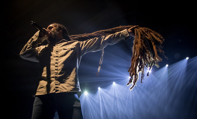 Damian Marley 10/10/2017 - by Dave Weiland