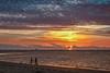 Atardecer en Sanlucar (AS Marcos) Tags: sanlucardebarrameda spain ocean sky people