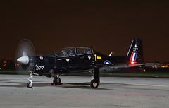 ZF377 RAF Northolt 19-10-17 (IanL2) Tags: raf shorts tucano northolt aircraft airport