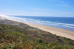 Oregon 2017 402 (35) (bigeagl29) Tags: florence oregon or coastline beach scenic tourist scenery waves lakes sand surf
