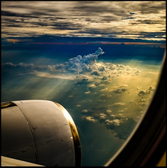 The Window Seat (niggyl (catching up)) Tags: fujifilm fujifilmxt2 fuji fujinon fujinonxf23mmf14r fujinonxf2314r indonesia qantas a330 windowseat aircraft flying altitude cloudsstormssunsetssunrises cloudformations therebeastormabrewin weather tropical