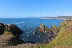 Oregon Coast (russ david) Tags: oregon coast pacific ocean landscape april 2017